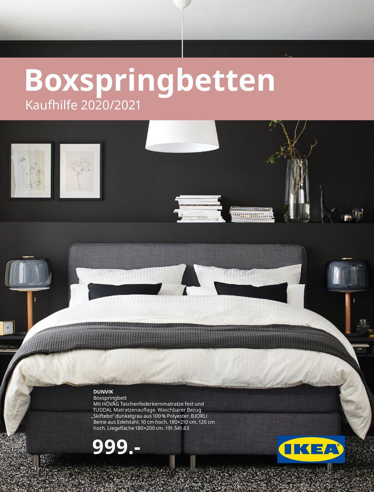 IKEA Prospekt - Aktuell vom 01.10-31.07.2021