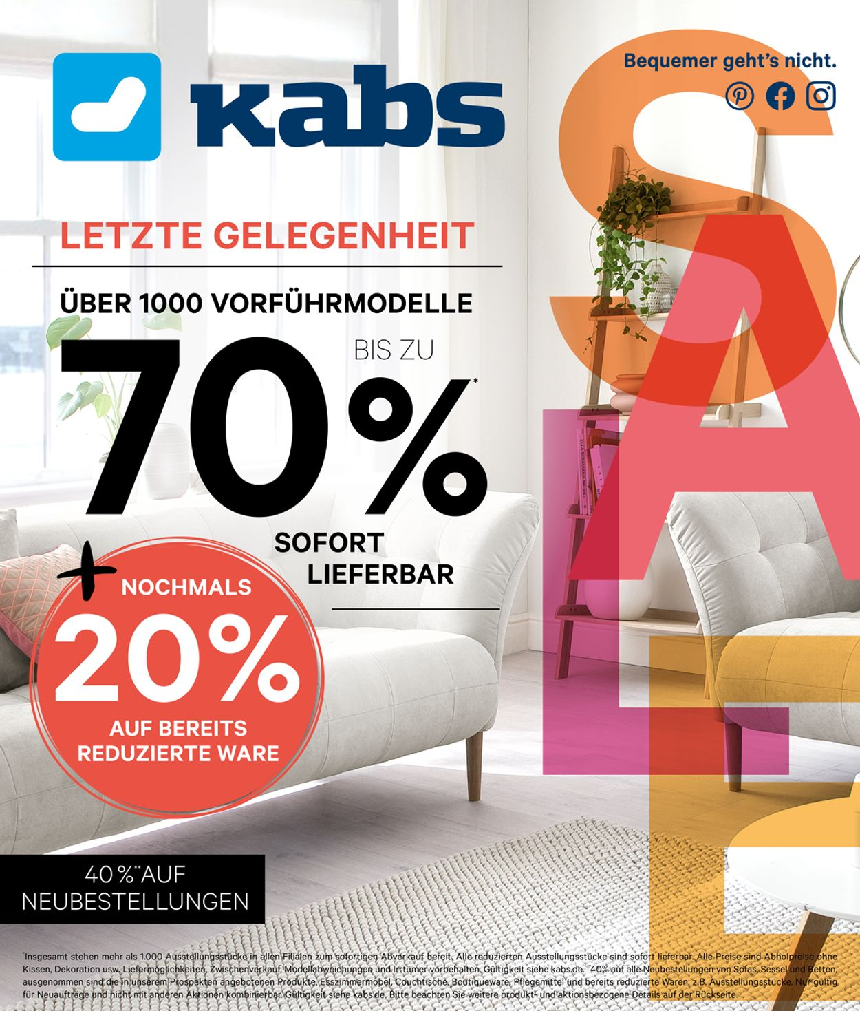 Kabs Prospekt - Aktuell vom 12.08-25.08.2020