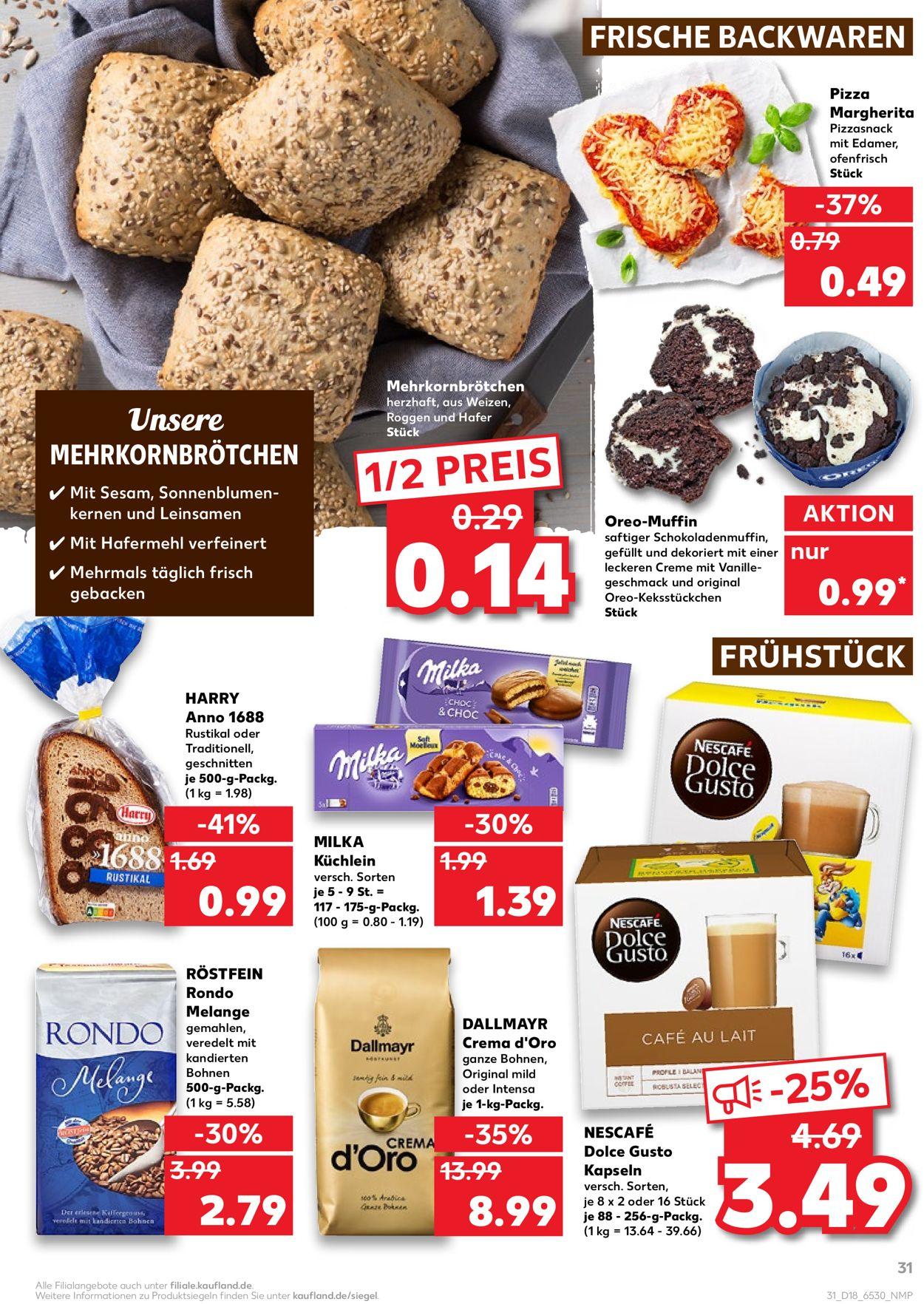 Kaufland Prospekt - Aktuell vom 06.05-12.05.2021 (Seite 31)