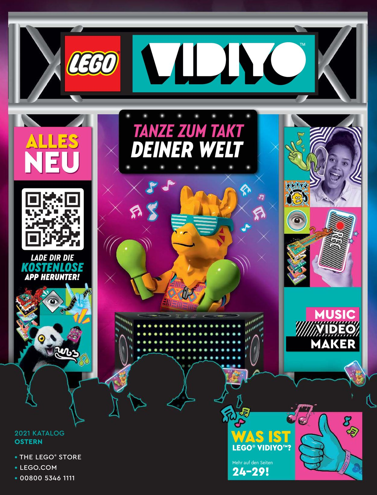 LEGO Ostern 2021 Prospekt - Aktuell vom 15.03-11.04.2021