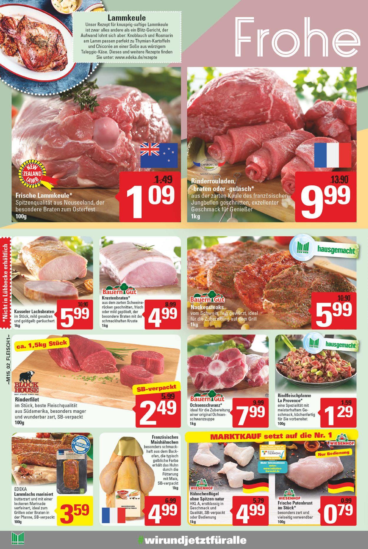 Marktkauf Prospekt - Aktuell vom 06.04-11.04.2020 (Seite 2)