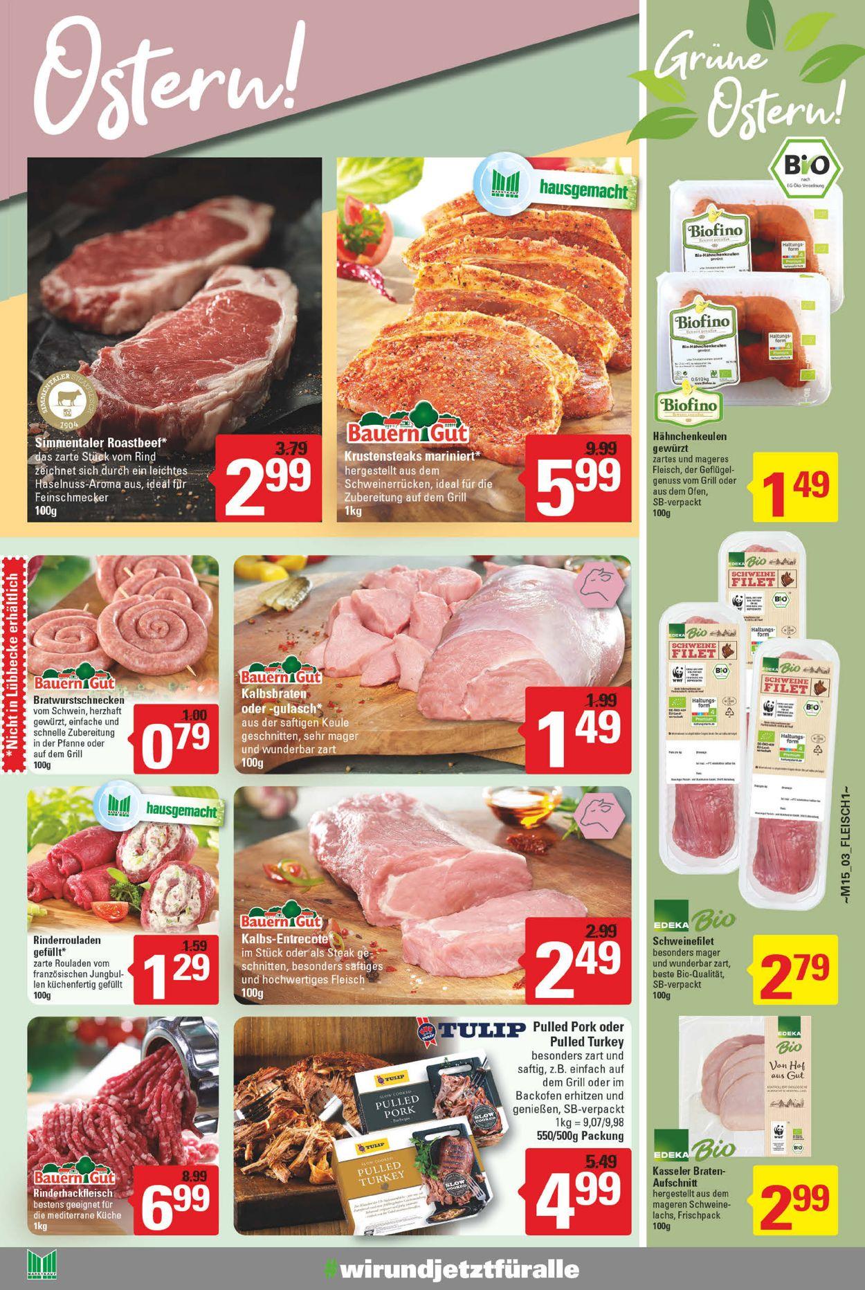 Marktkauf Prospekt - Aktuell vom 06.04-11.04.2020 (Seite 3)
