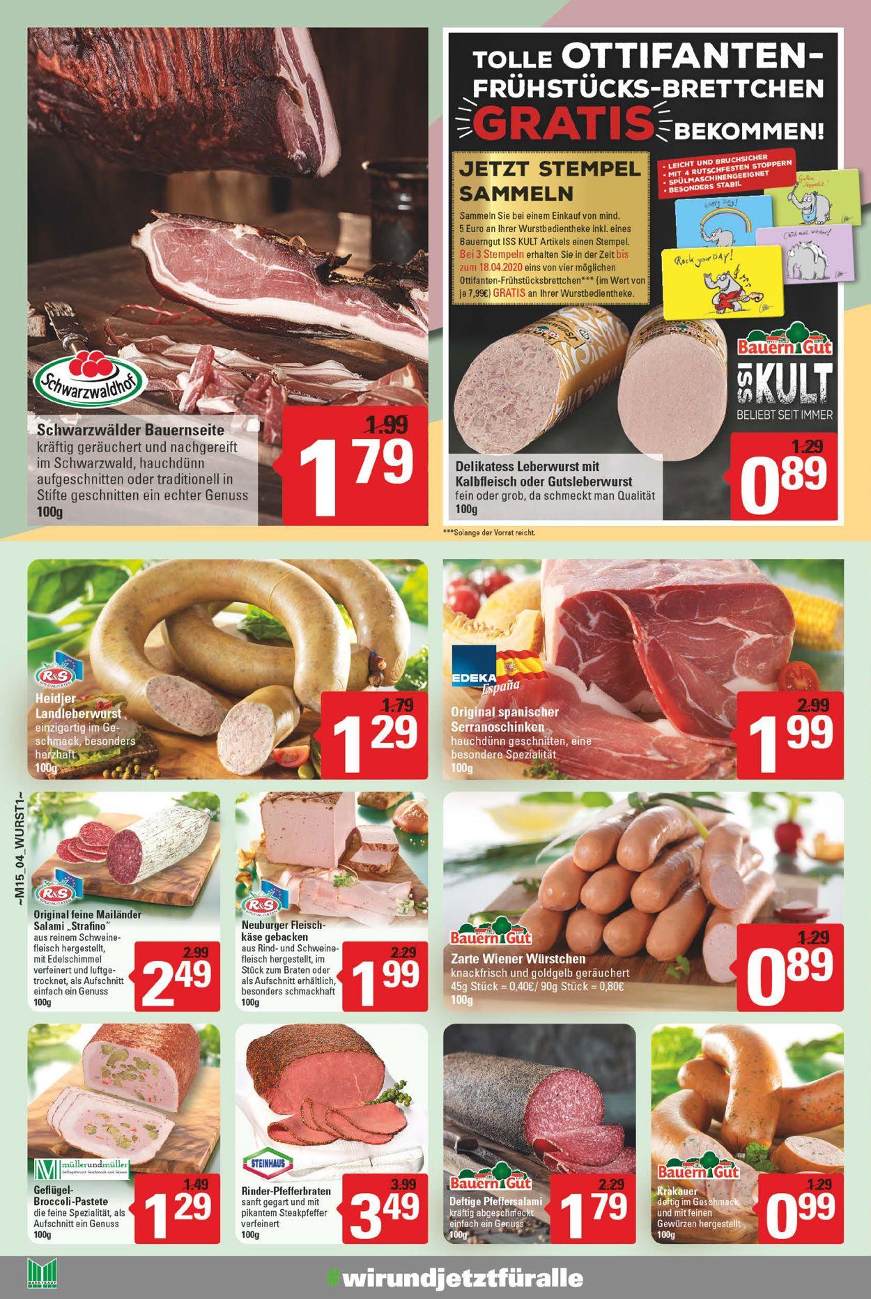 Marktkauf Prospekt - Aktuell vom 06.04-11.04.2020 (Seite 4)