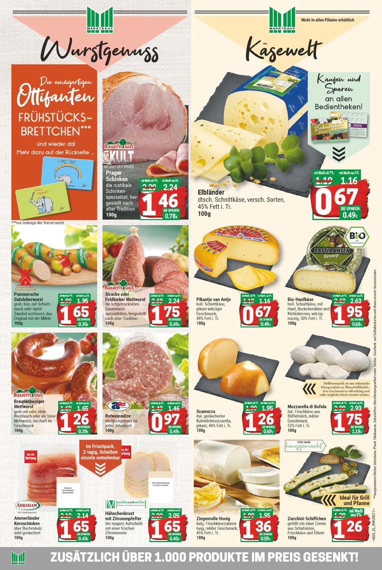 Marktkauf Prospekt - Aktuell vom 20.07-25.07.2020 (Seite 3)
