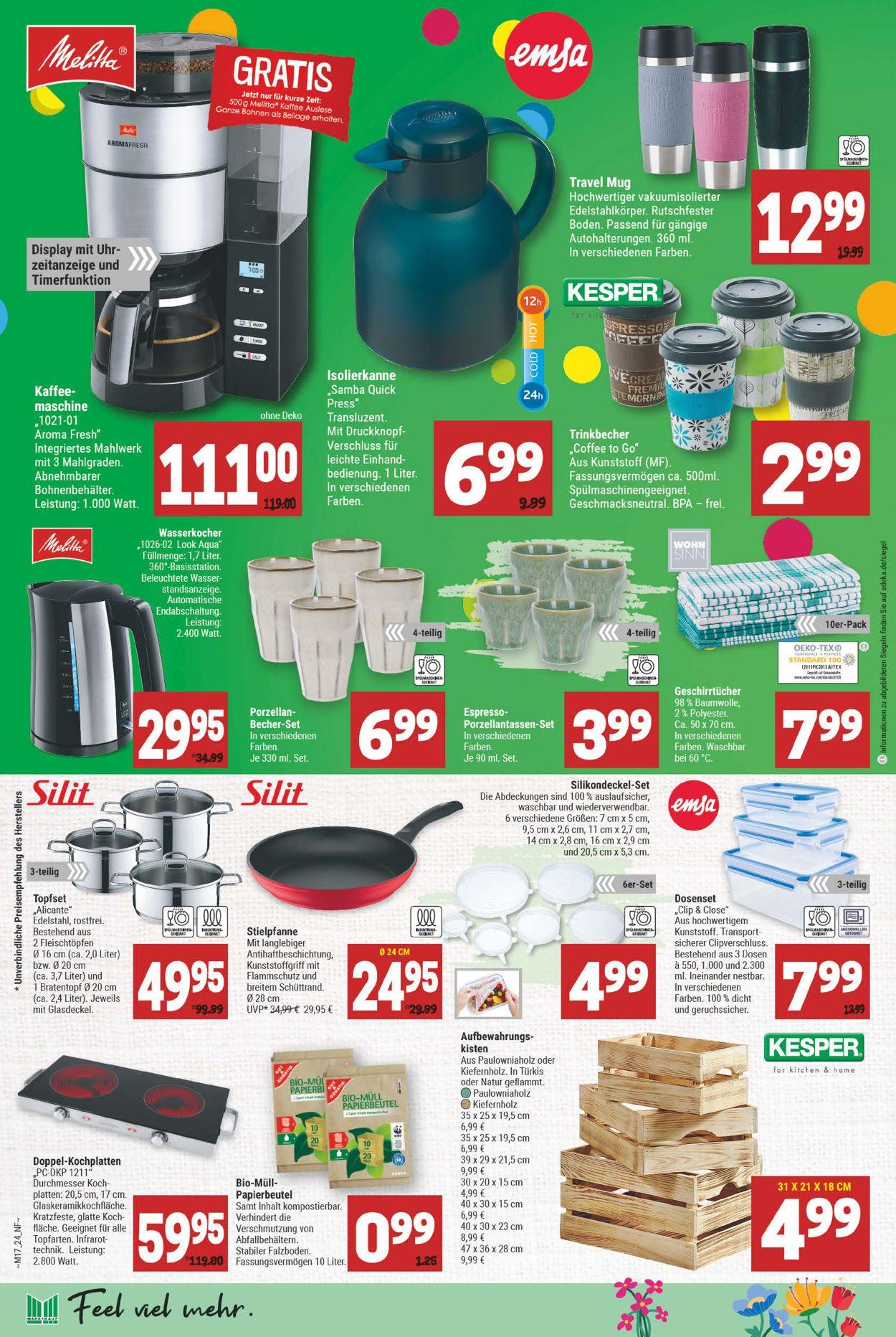 Marktkauf Prospekt - Aktuell vom 26.04-01.05.2021 (Seite 24)