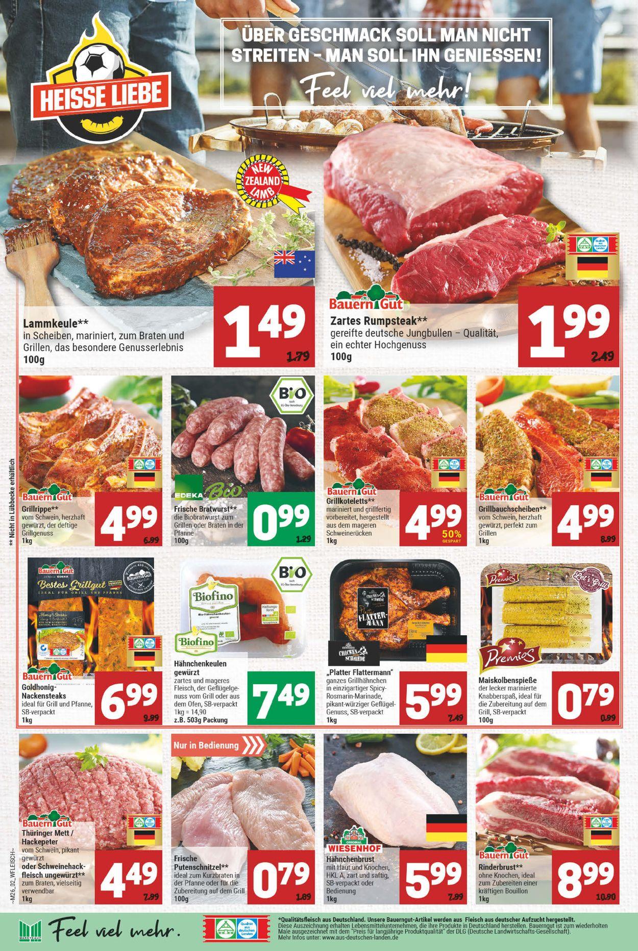 Marktkauf Prospekt - Aktuell vom 28.06-03.07.2021 (Seite 2)
