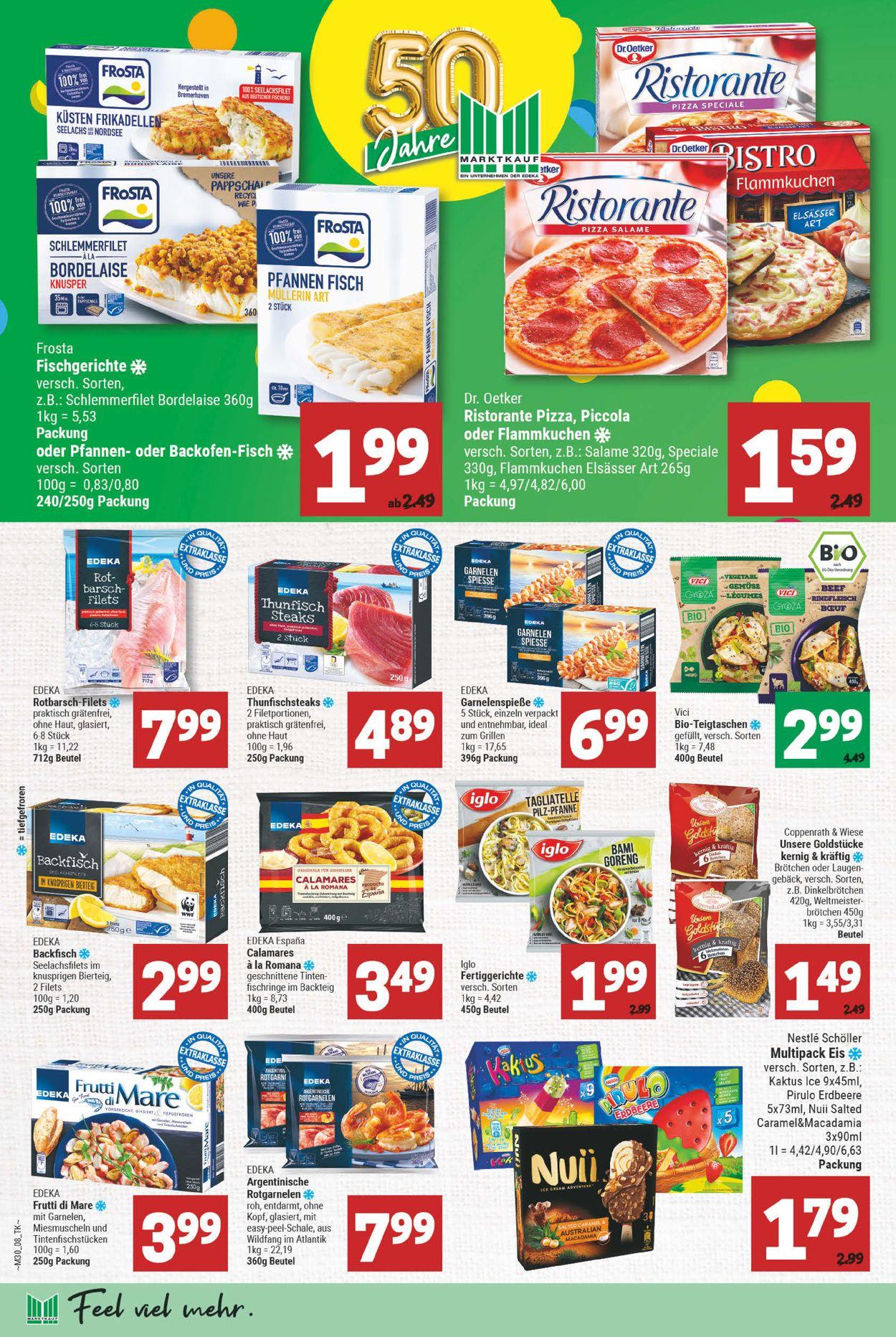 Marktkauf Prospekt - Aktuell vom 26.07-31.07.2021 (Seite 8)