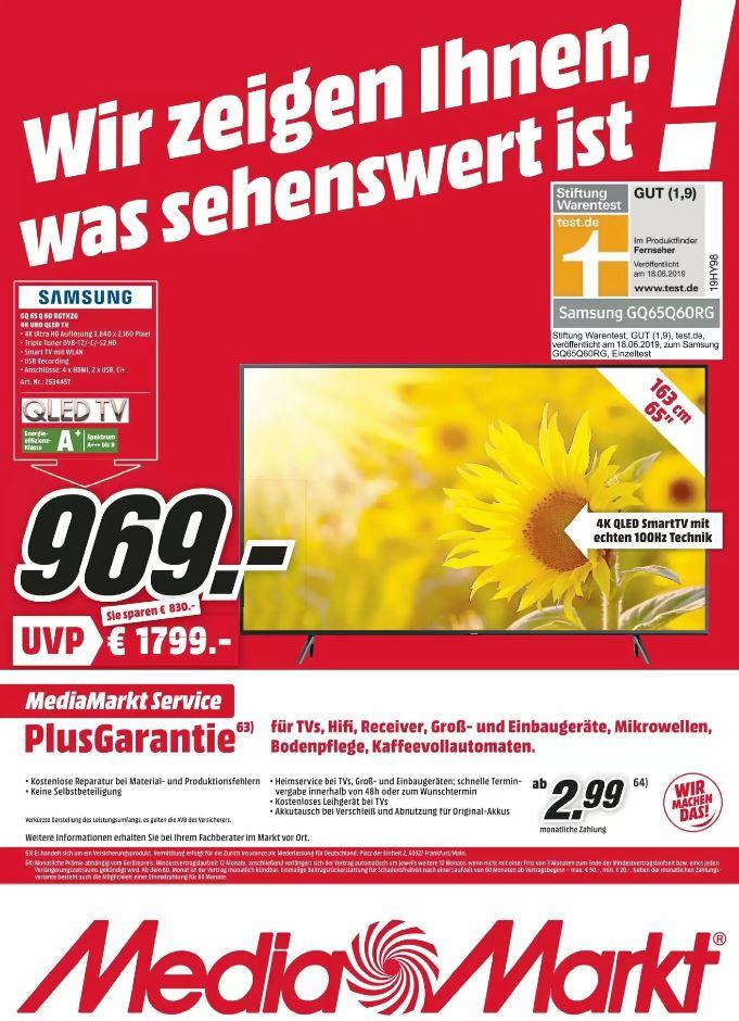 Media Markt Prospekt - Aktuell vom 16.03-21.03.2020