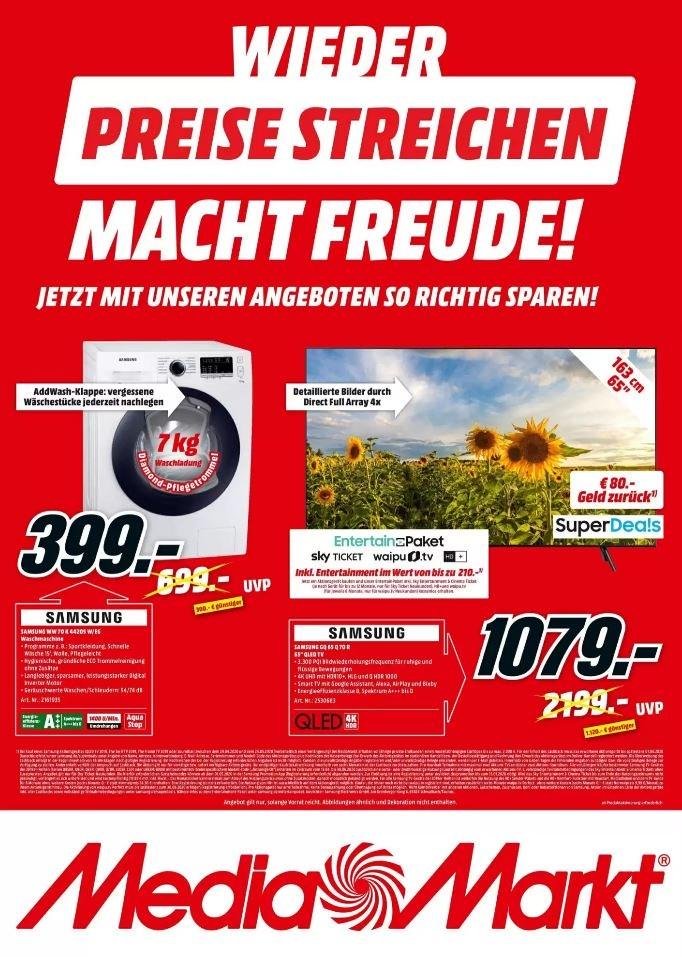 Media Markt Prospekt - Aktuell vom 11.05-21.05.2020