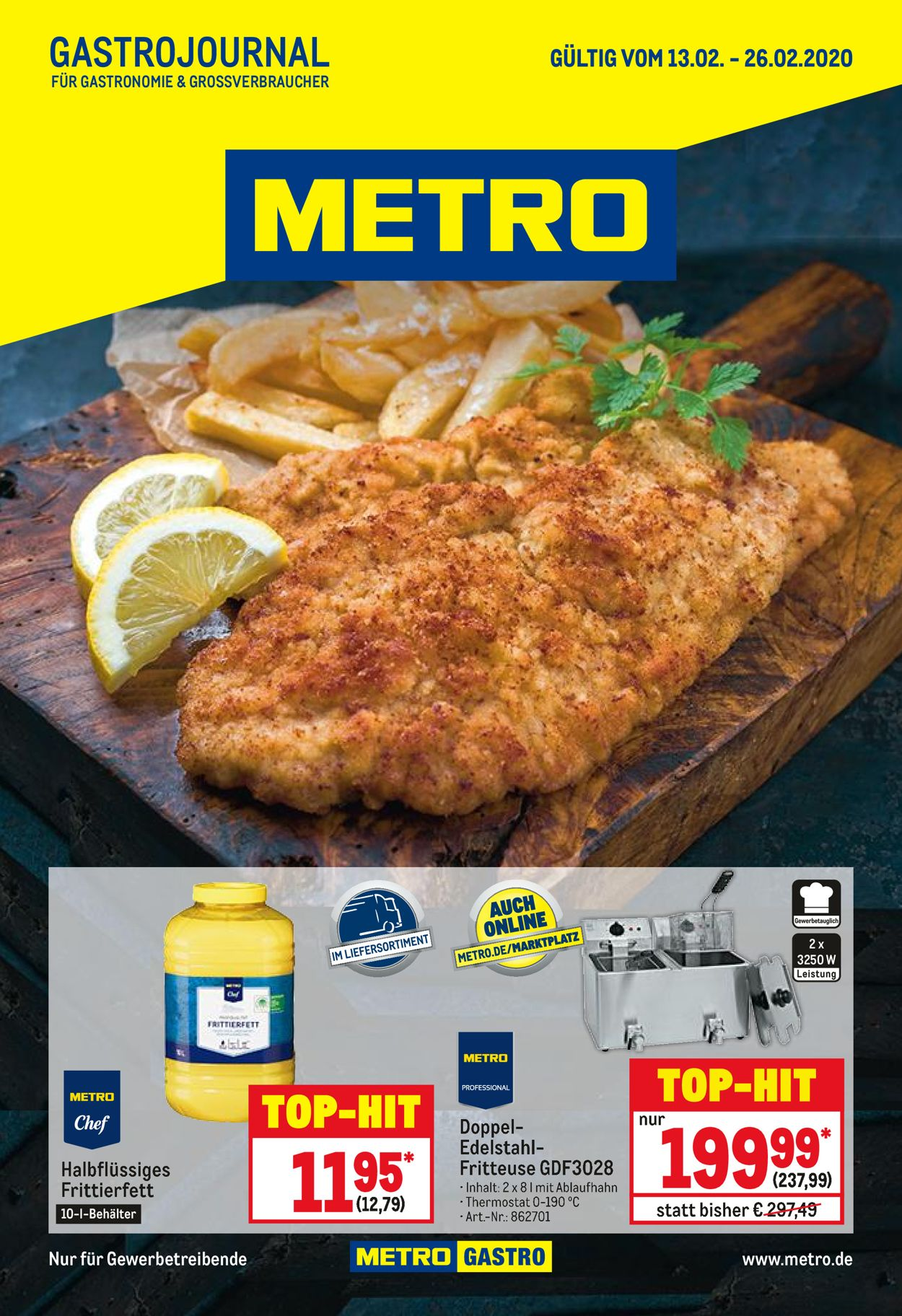 Metro Prospekt - Aktuell vom 13.02-26.02.2020