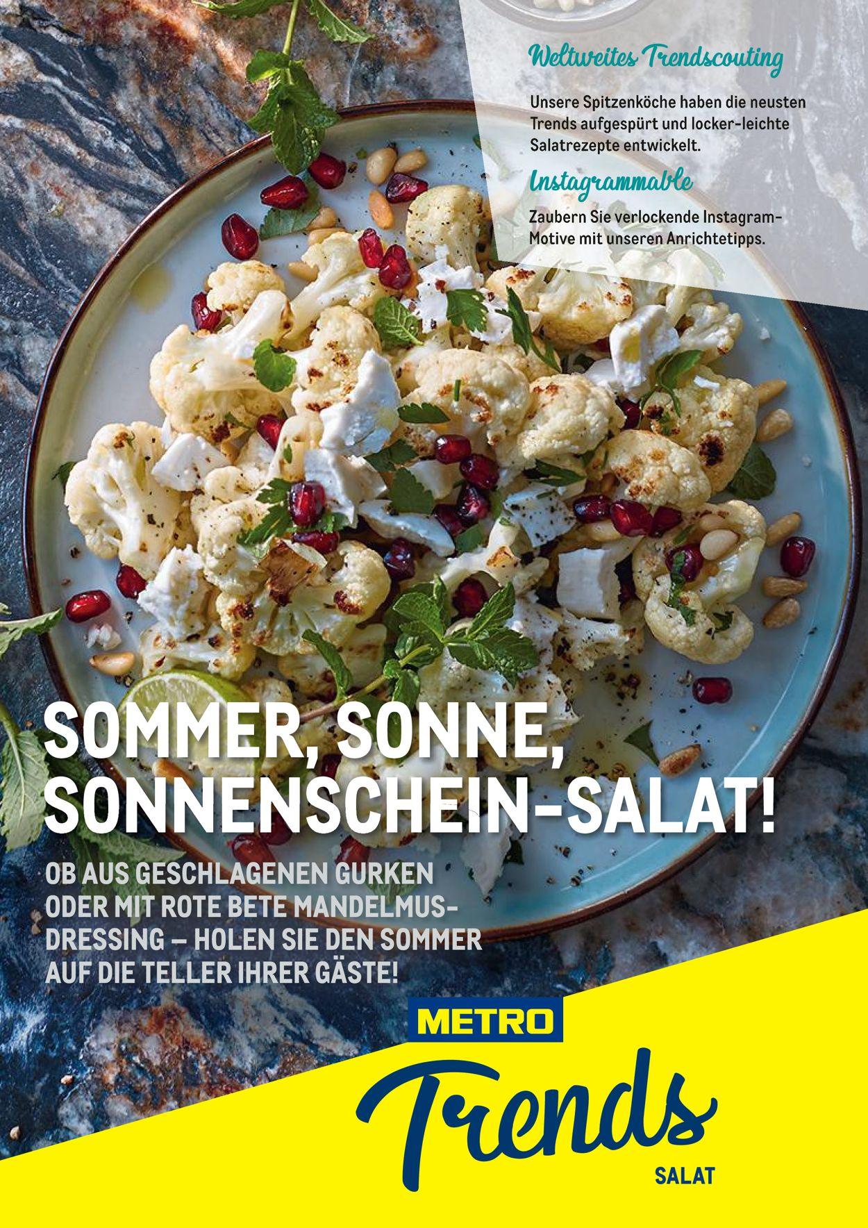 Metro Prospekt - Aktuell vom 10.06-16.06.2020
