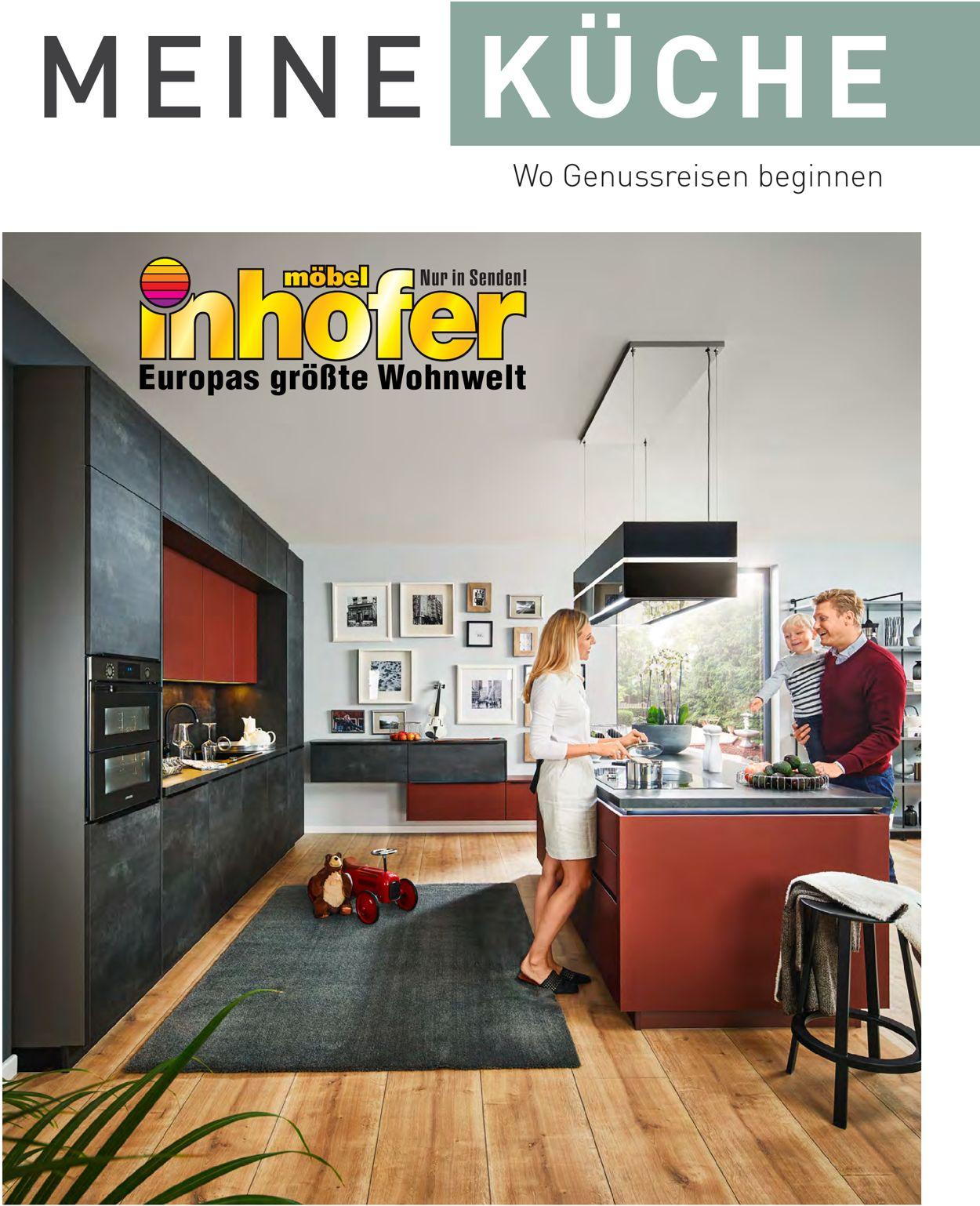 Möbel Inhofer Prospekt - Aktuell vom 29.06-18.07.2020