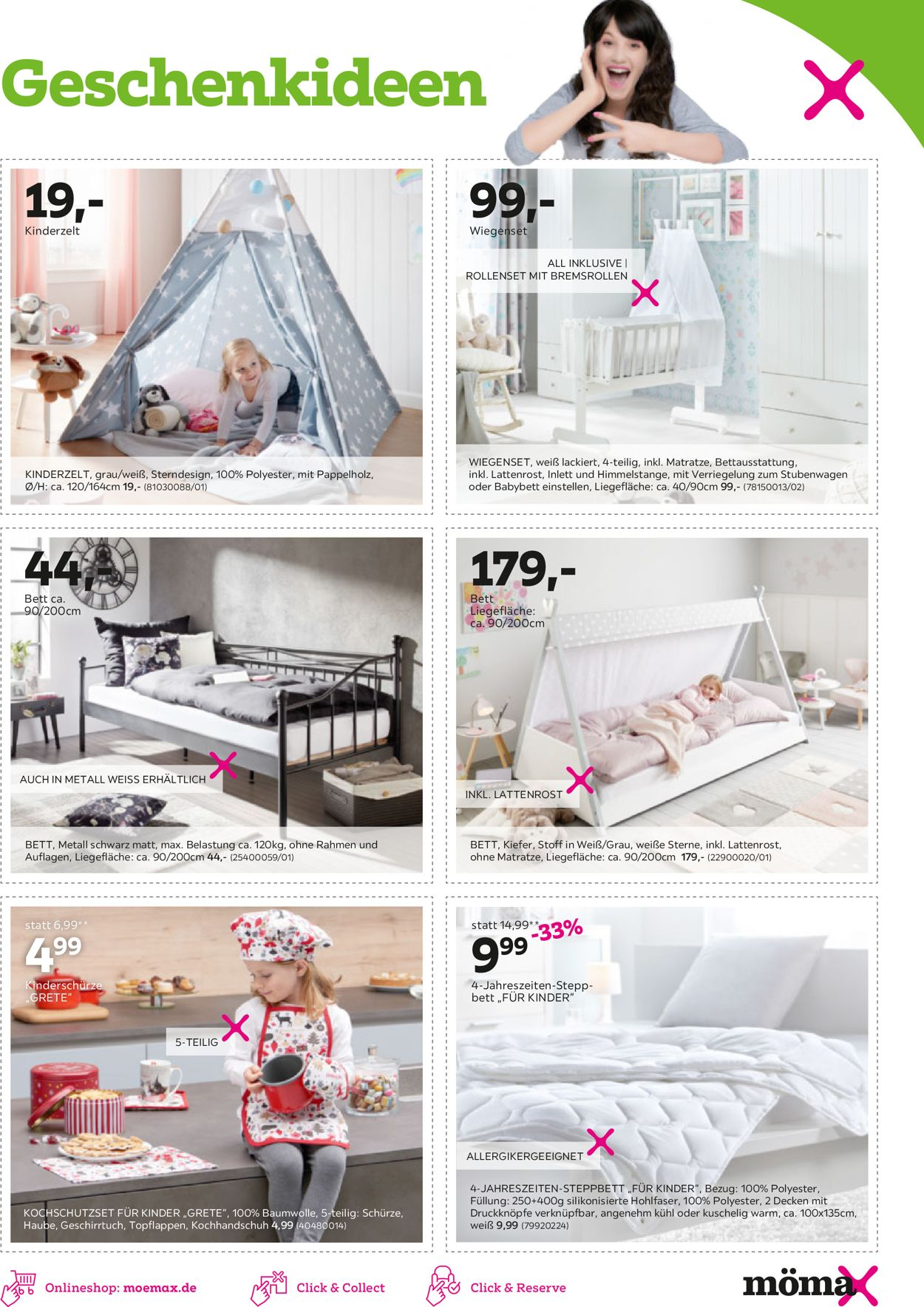 Mömax Prospekt - Aktuell vom 05.12-07.12.2019 (Seite 15)