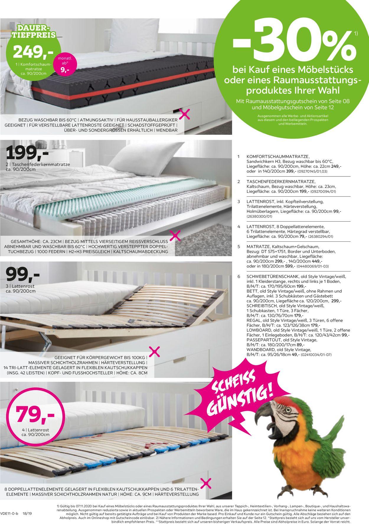 Mömax Prospekt - Aktuell vom 02.11-14.11.2020 (Seite 18)
