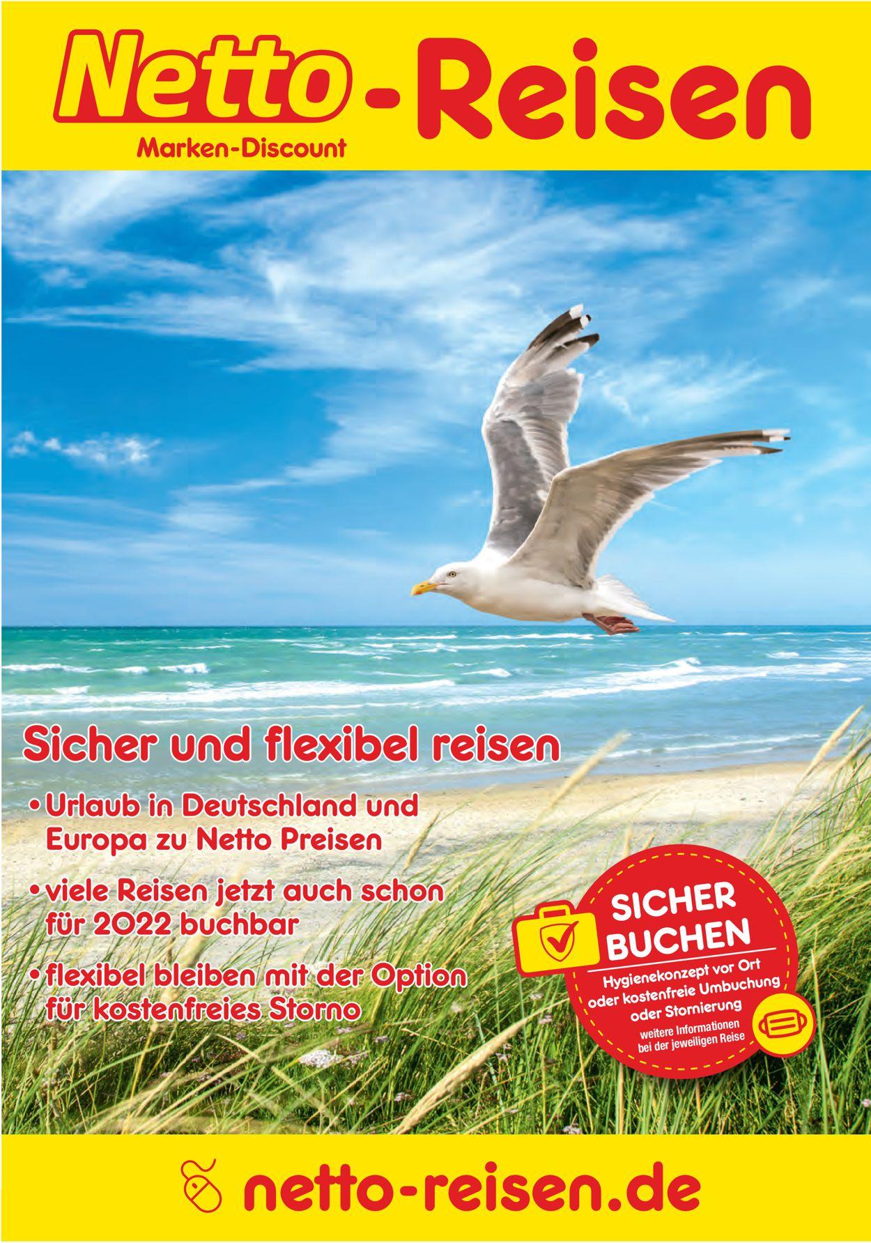Netto Marken-Discount Prospekt - Aktuell vom 01.02-28.02.2021