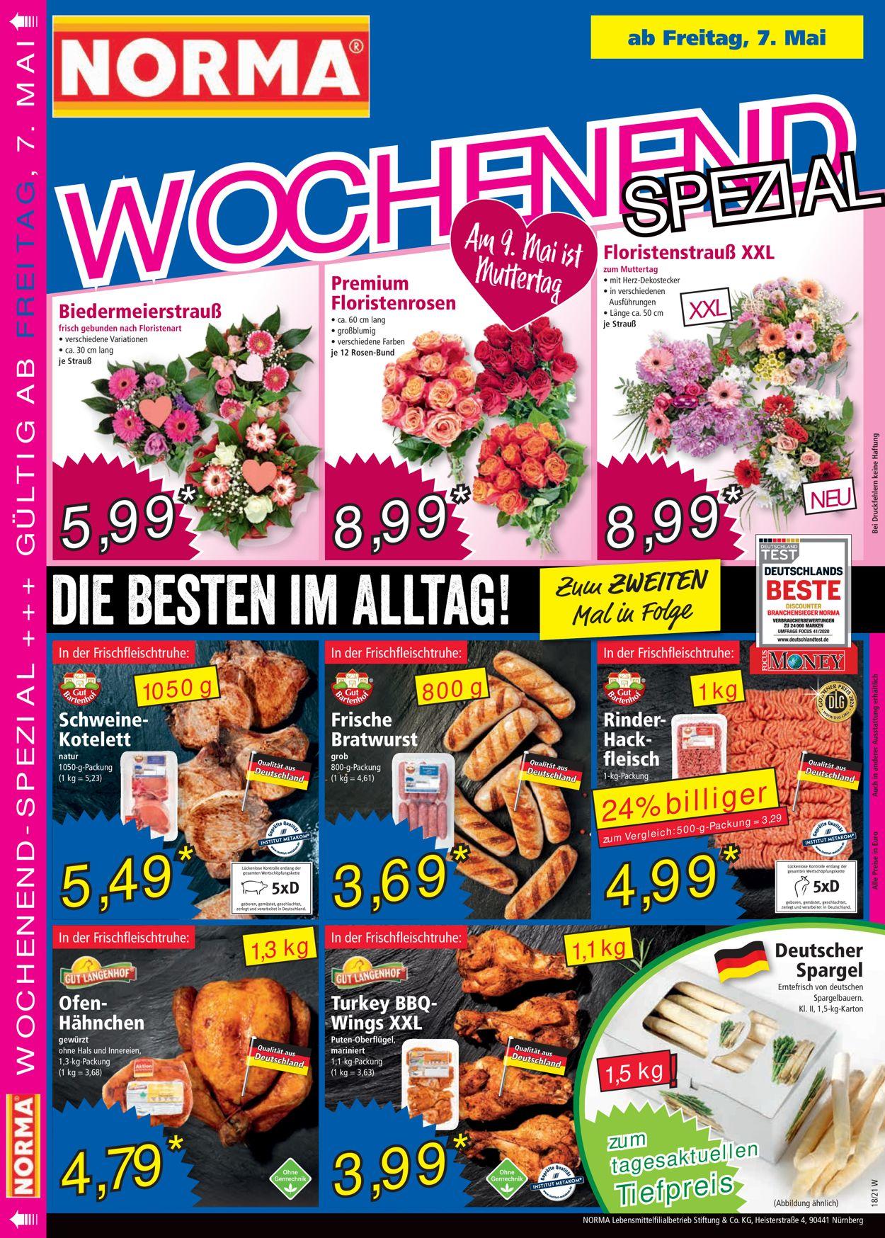 Norma Prospekt - Aktuell vom 03.05-08.05.2021 (Seite 16)