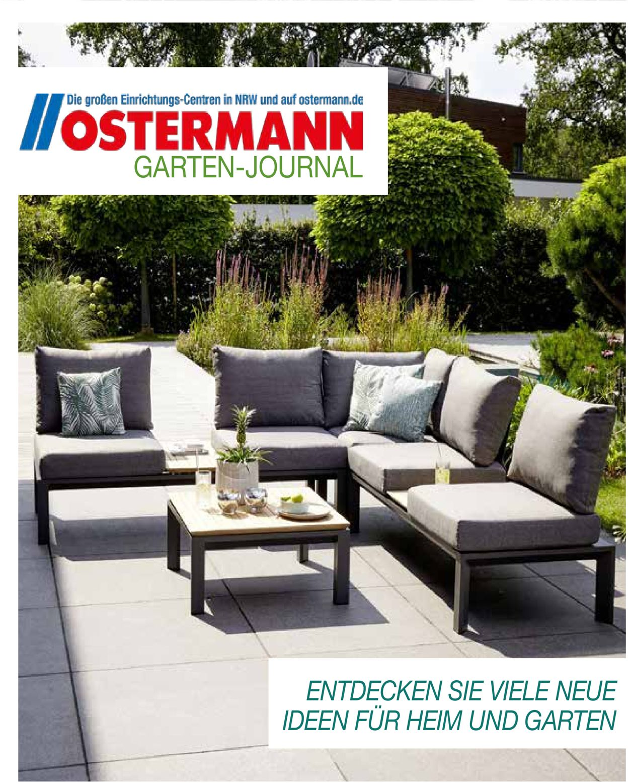 Ostermann Prospekt - Aktuell vom 20.03-31.07.2020