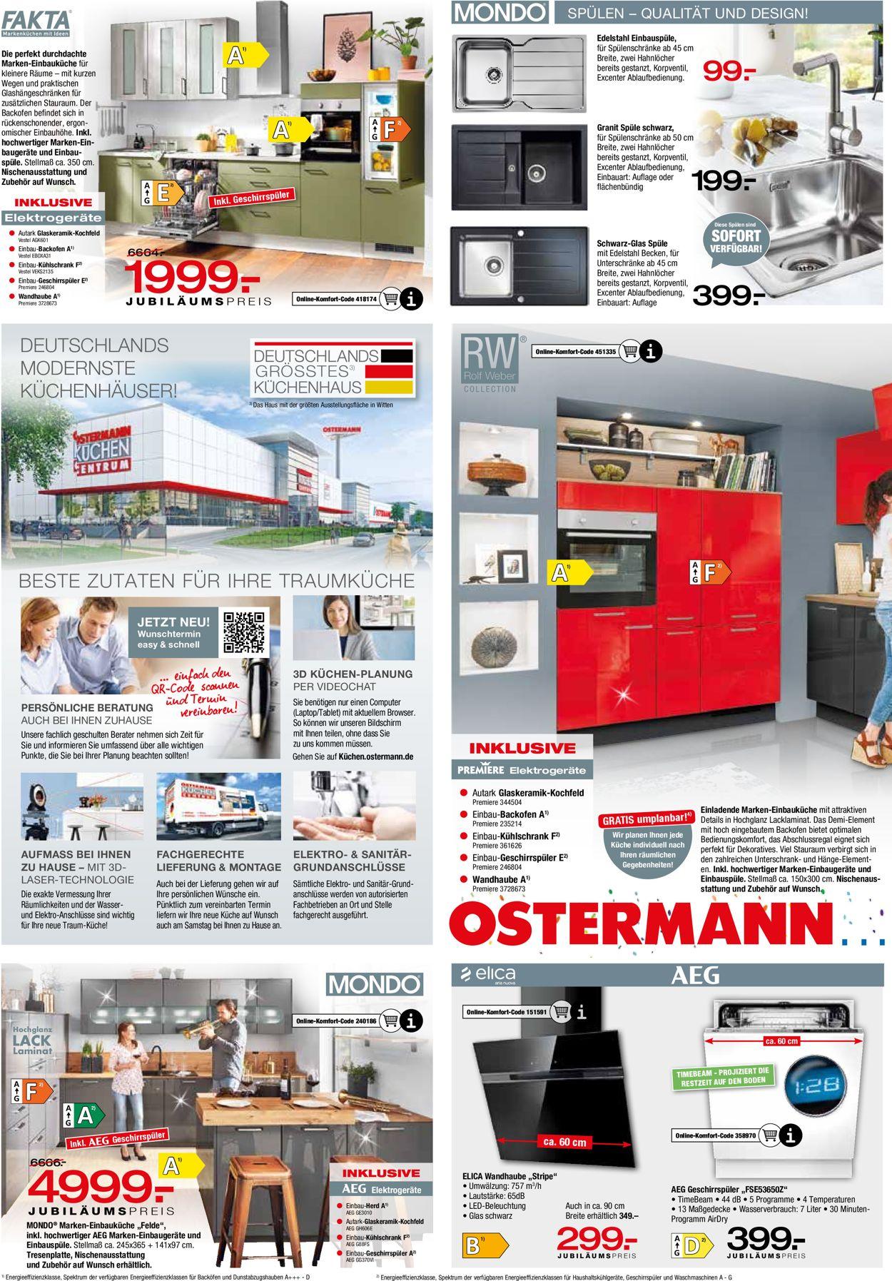 Ostermann Prospekt - Aktuell vom 07.07-29.07.2021 (Seite 8)