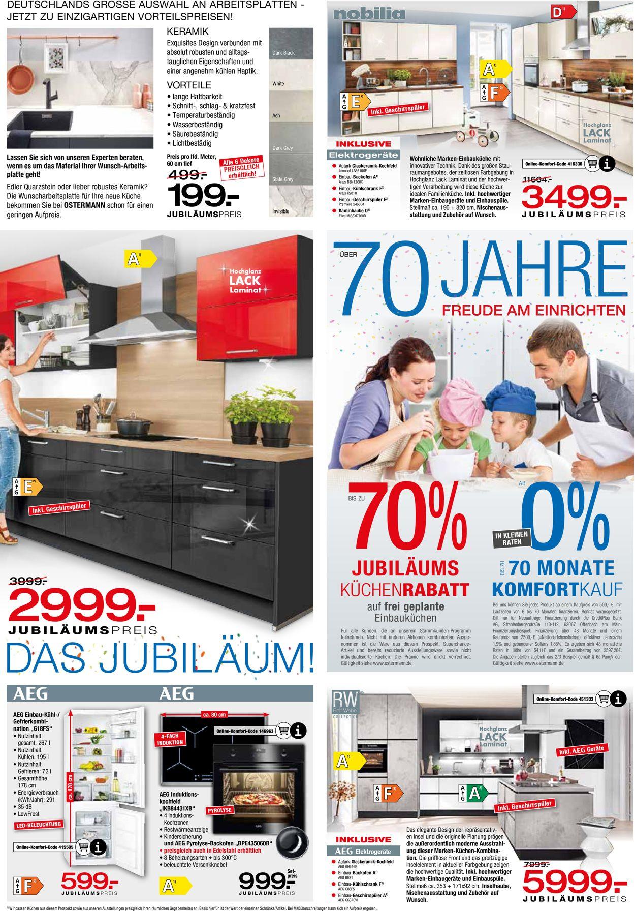 Ostermann Prospekt - Aktuell vom 07.07-29.07.2021 (Seite 9)