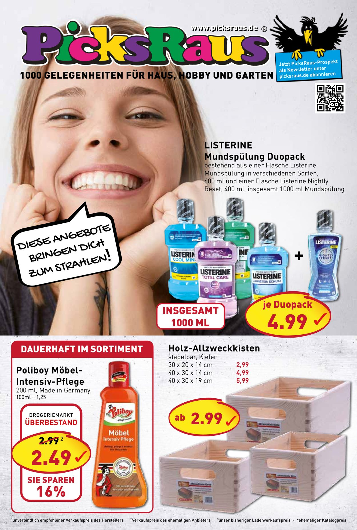 PicksRaus Prospekt - Aktuell vom 25.07-01.08.2020
