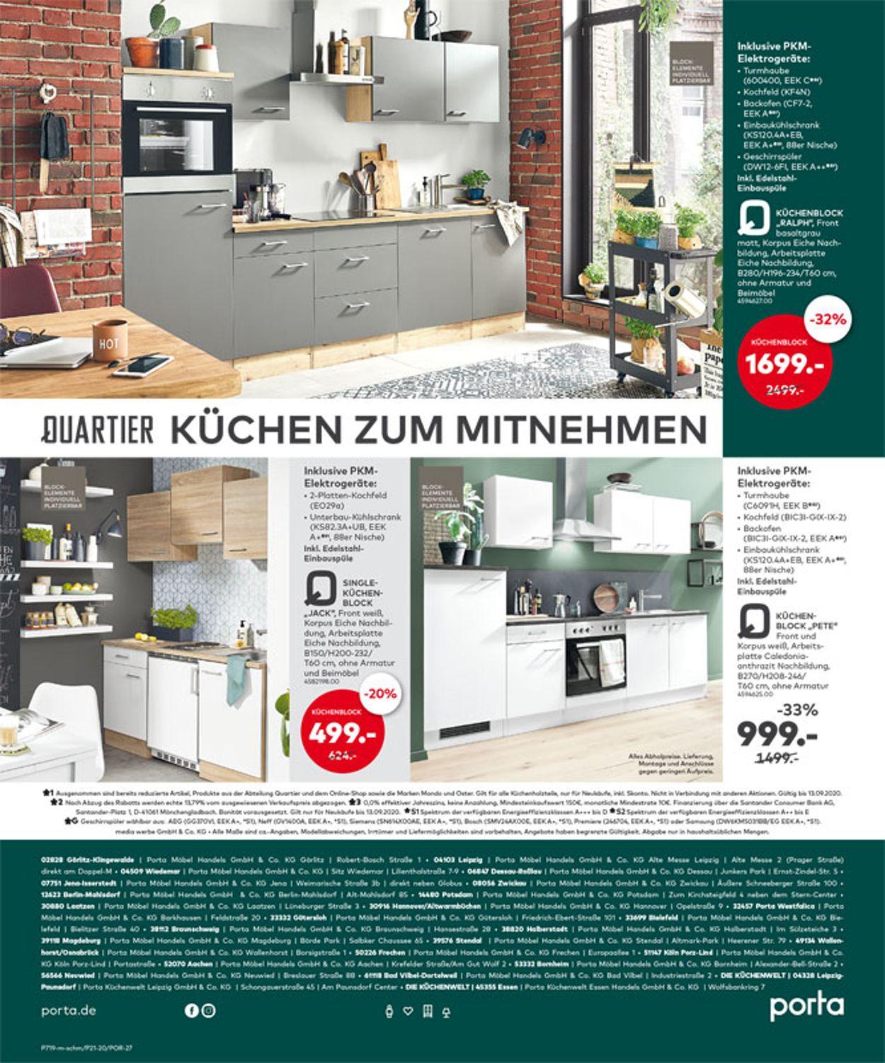 Porta Prospekt - Aktuell vom 20.07-13.09.2020 (Seite 12)
