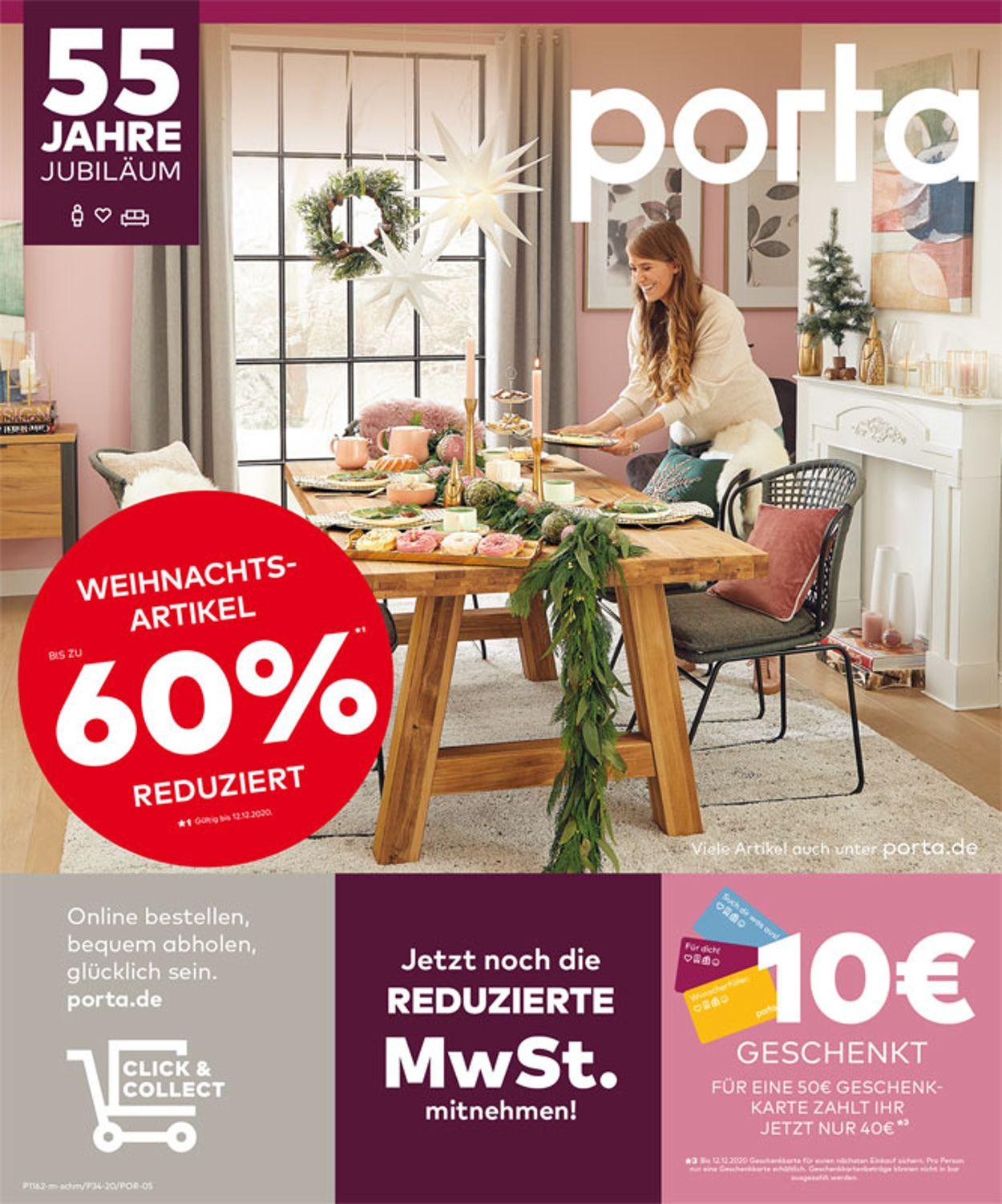 Porta Prospekt - Aktuell vom 07.12-13.12.2020