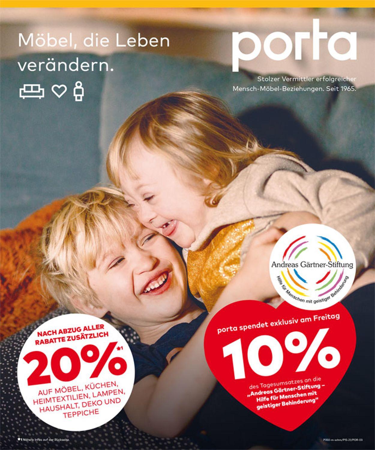 Porta Prospekt - Aktuell vom 03.05-09.05.2021
