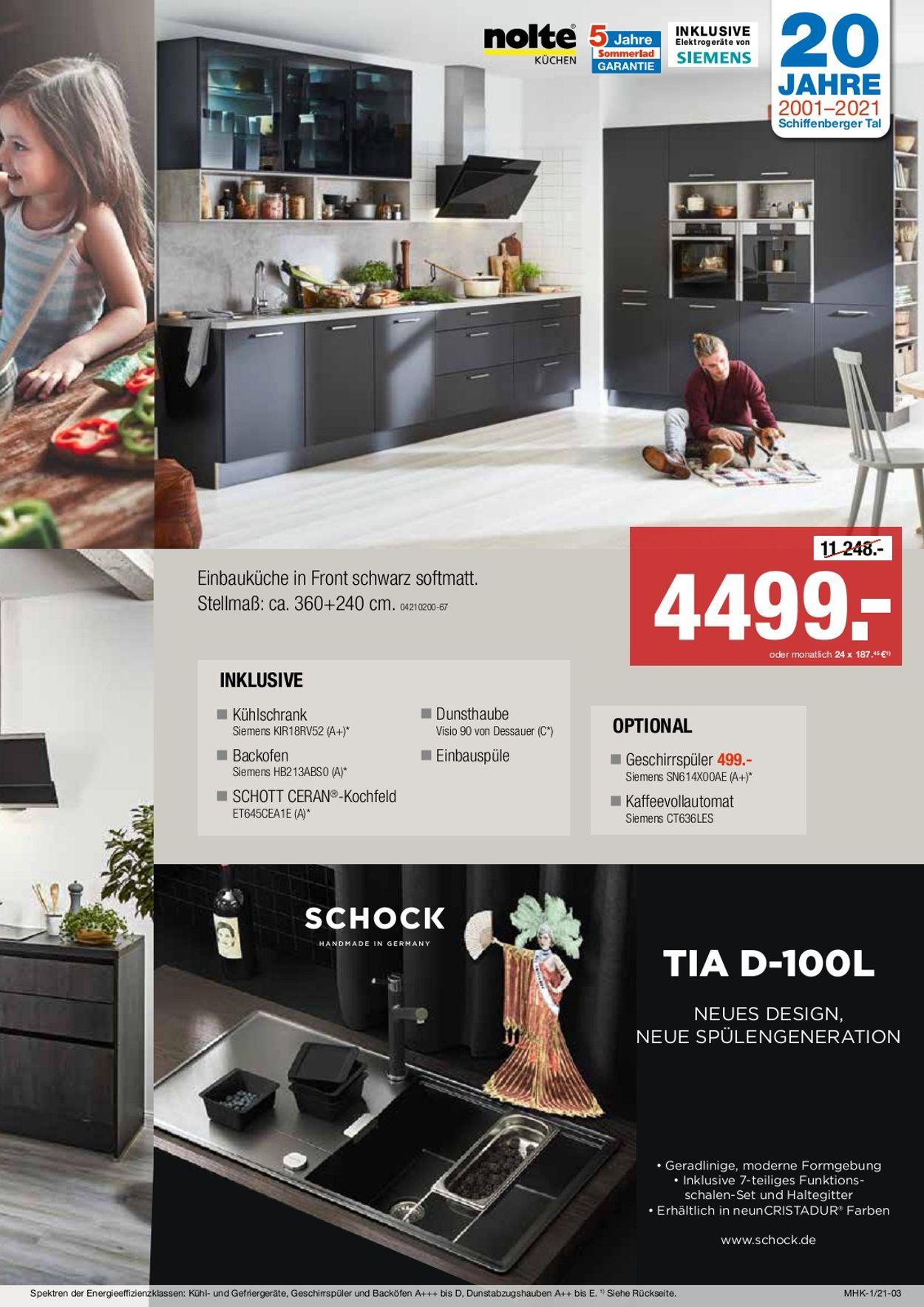 Sommerlad Prospekt - Aktuell vom 01.01-31.01.2021 (Seite 3)
