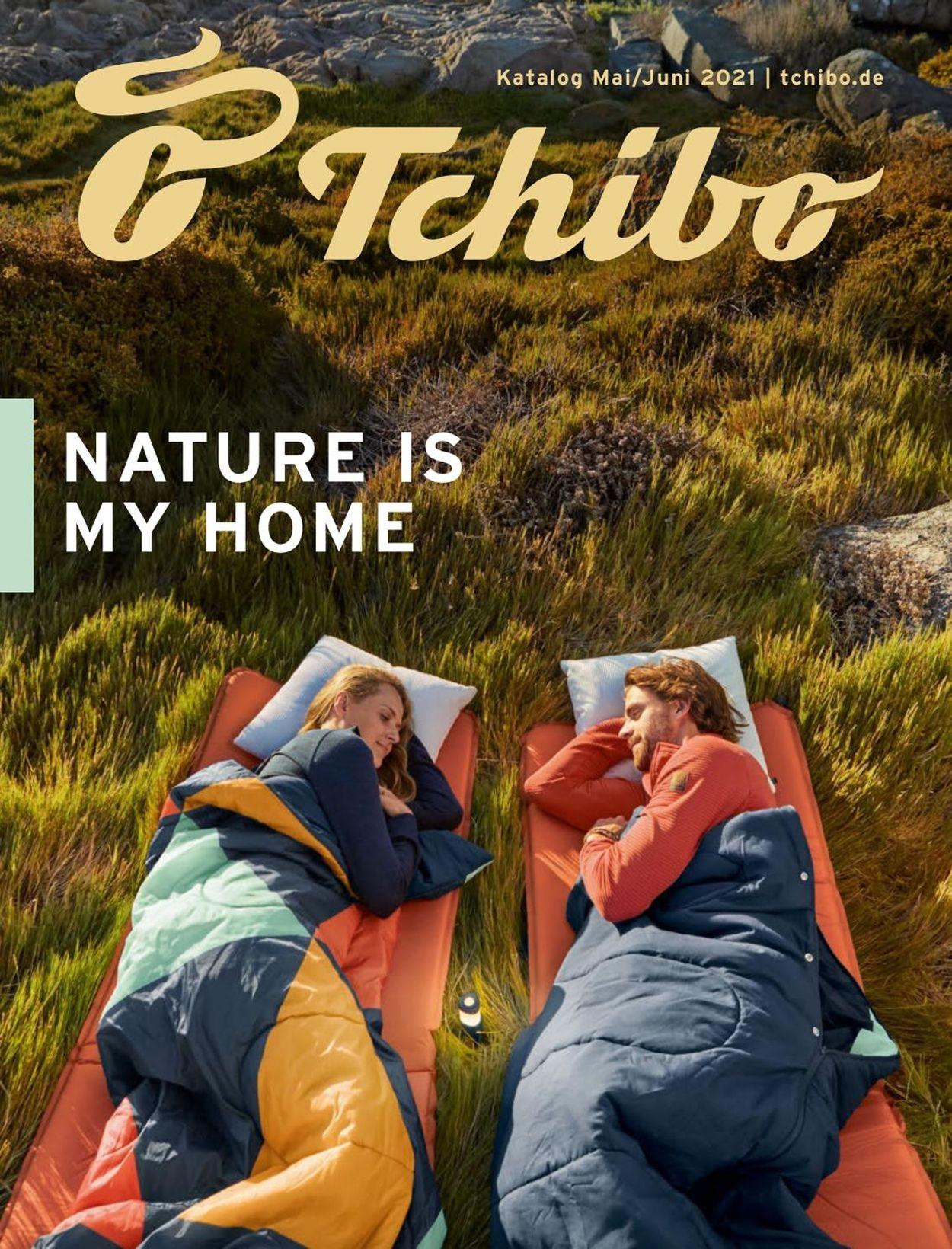 Tchibo Prospekt - Aktuell vom 14.05-30.06.2021