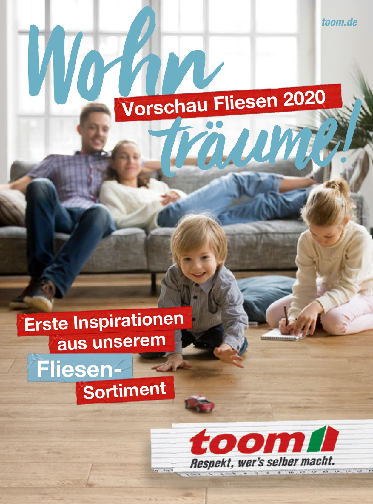 toom Baumarkt Prospekt - Aktuell vom 01.03-30.09.2020