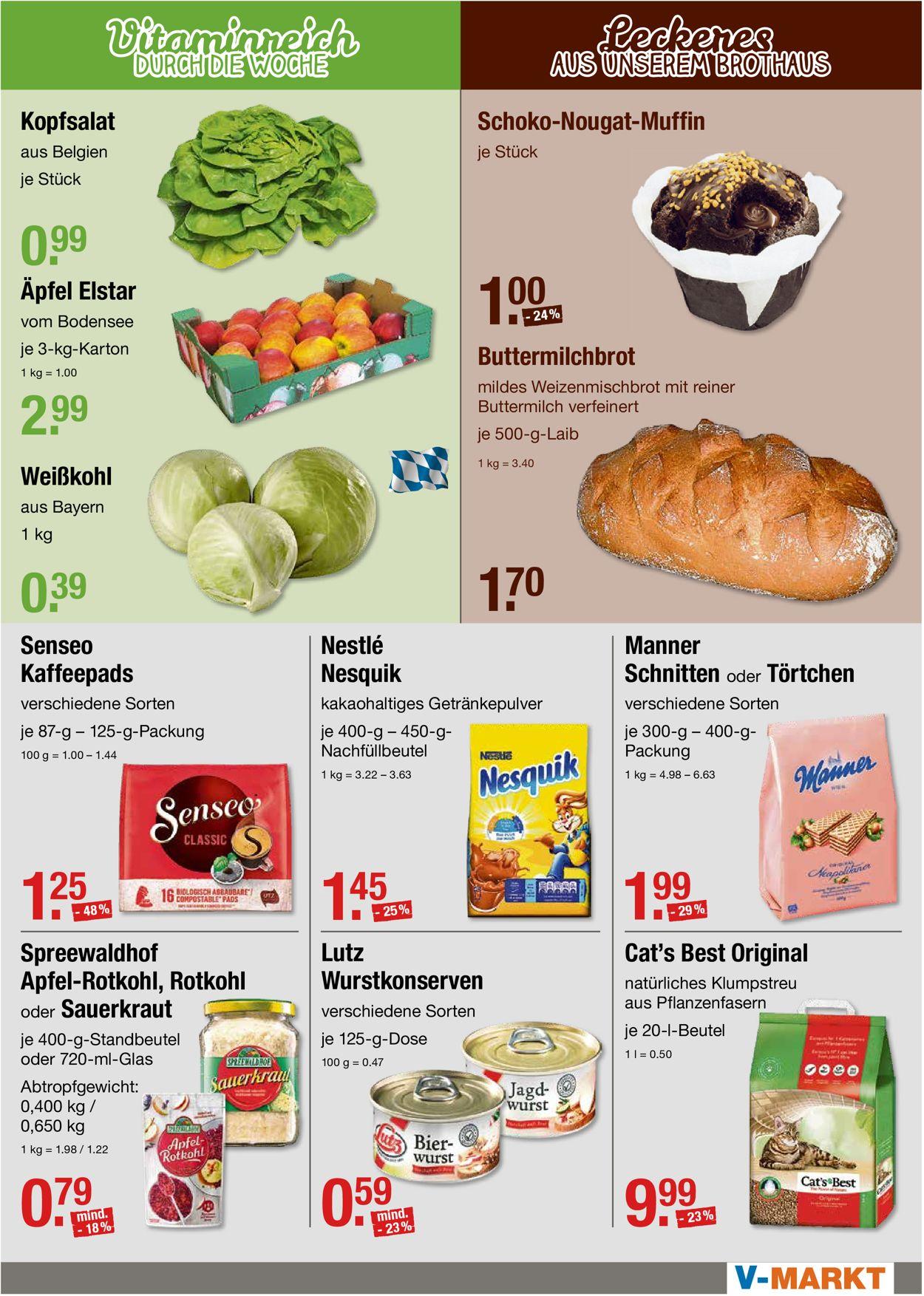V-Markt Weihnachtsprospekt 2020 Prospekt - Aktuell vom 14.12-16.12.2020 (Seite 3)