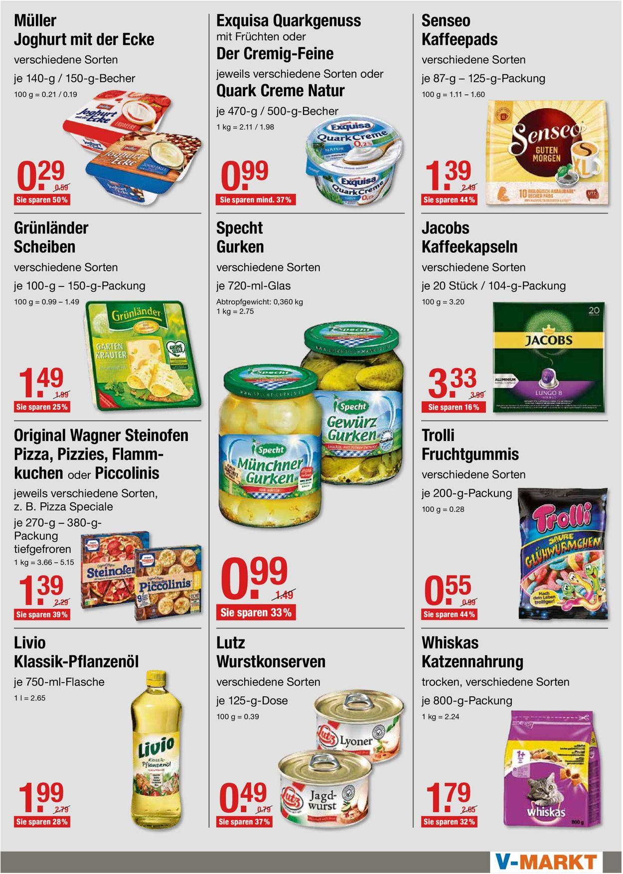 V-Markt Prospekt - Aktuell vom 06.04-07.04.2021 (Seite 3)