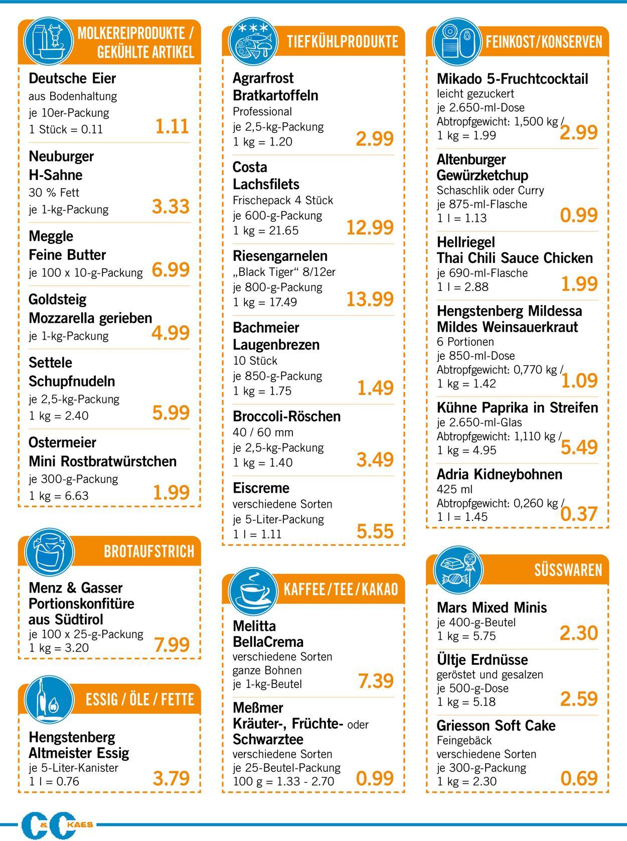 V-Markt Prospekt - Aktuell vom 26.04-08.05.2021 (Seite 2)