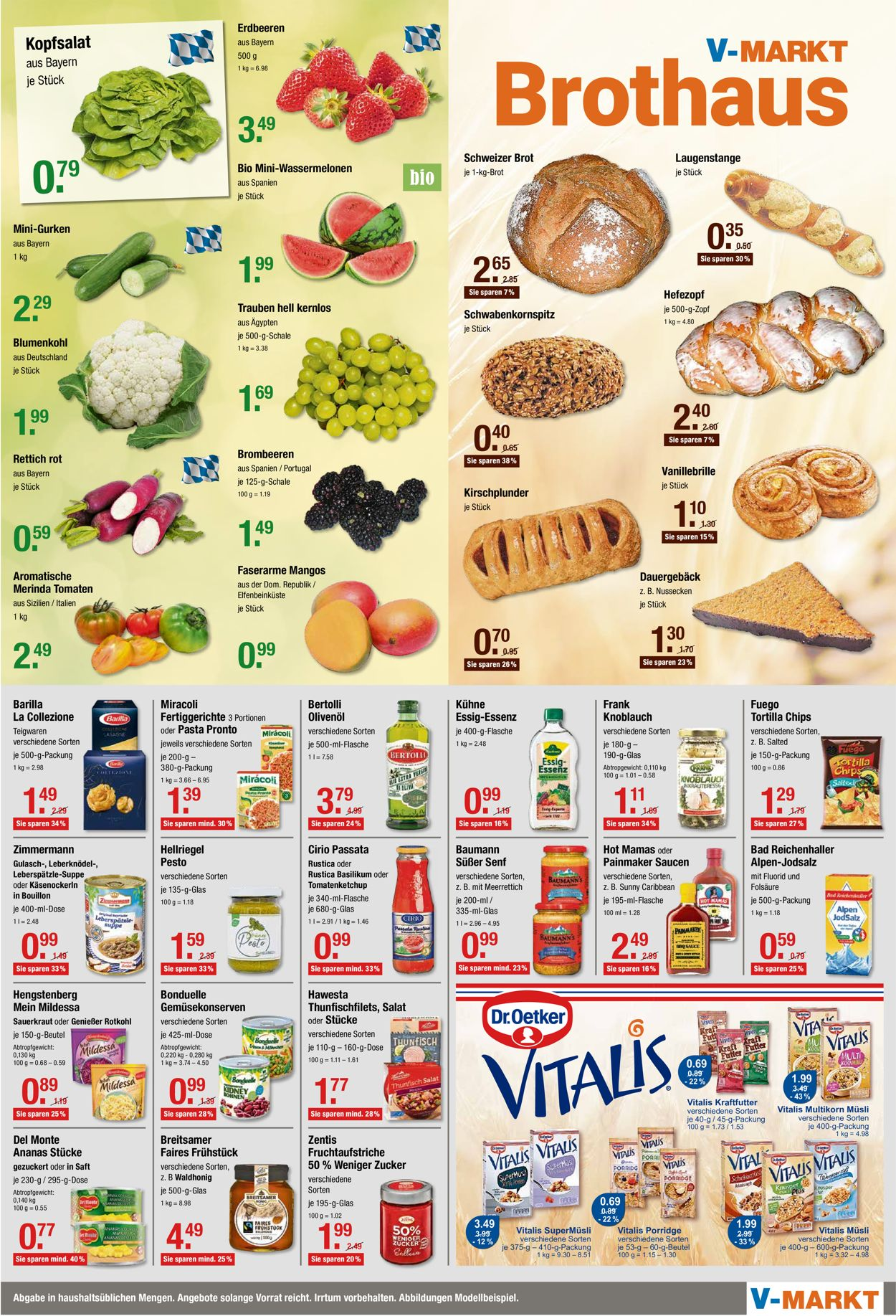 V-Markt Prospekt - Aktuell vom 10.06-16.06.2021 (Seite 3)