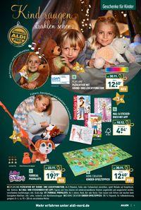 ALDI Nord Weihnachtsprospekt 2020