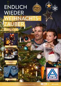 ALDI Nord Weihnachten 2021