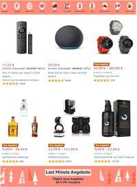 Amazon Weihnachtsprospekt 2020