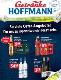 Getränke Hoffmann Ostern 2021
