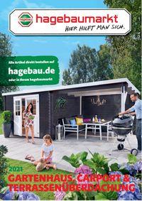 hagebaumarkt Gartenhaus