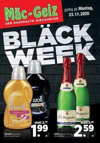 Mäc-Geiz Black Week 2020