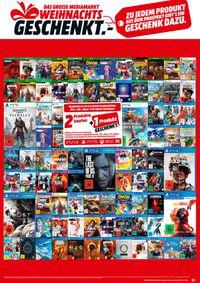 Media Markt Weihnachtsprospekt 2020