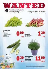 Metro Obst & Gemüse Frischepreise