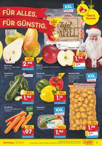 Netto Marken-Discount Weihnachtsprospekt 2020