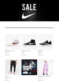 Nike - BLACK FRIDAY 2020