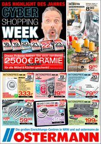 Ostermann - Cyber Week 2020