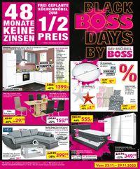 SB Möbel Boss Black Friday 2020