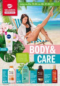 Selgros Bodycare