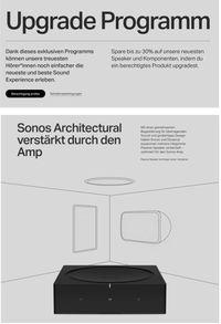 Sonos Black Friday 2020