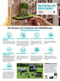 Werkers Welt Gartenbewässerung