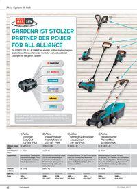 Werkers Welt Gartentechnik